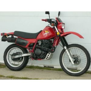 1983 Honda XR  1983 Honda XL600R Fully overhauled engine, transmission, clutch Dual Sport TITLE