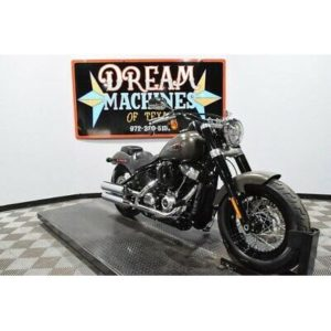 2018 Harley-Davidson FLSL – Softail Slim  Dream Machines of Texas 2018 Harley-Davidson FLSL – Softail Slim  3198 Miles Gra