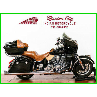 2016 Indian Roadmaster Thunder Black 2016 Indian Roadmaster Thunder Black Used