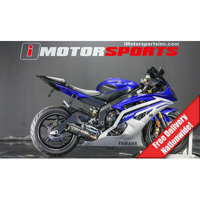2012 Yamaha YZF-R  2012 Yamaha YZF-R6 for sale!