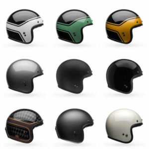 2020 Bell Custom 500 3/4 Open Face Motorcycle Helmet – Pick Size & Color