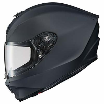 Scorpion R420 Helmet (Large) (Matte Black)