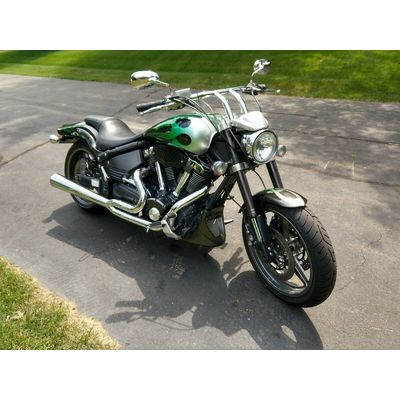 2002 Yamaha RoadStar Warrior  Yamaha RoadStar Warrior