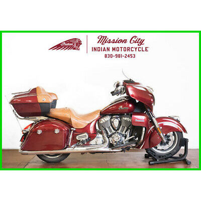 2019 Indian Roadmaster Burgundy Metallic 2019 Indian Roadmaster Burgundy Metallic Used