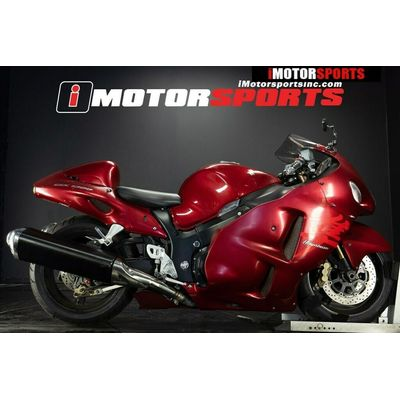 2007 Suzuki Hayabusa  2007 Suzuki Hayabusa 1300, RED with 17217 Miles available now!