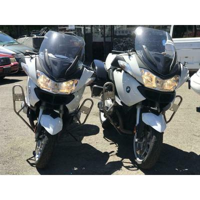 2013 BMW R-Series  2013 BMW R 1200 R T P police special    ABS  WOW !!!! 2 BIKES TO CHOSE FROM