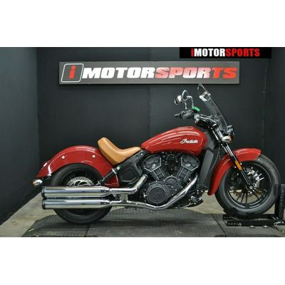 2018 Indian Motorcycle Scout Sixty ABS Red  2018 Indian Motorcycle Scout Sixty ABS Red, RED with 1326 Miles available now!