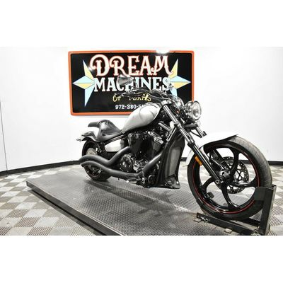 2015 Yamaha Stryker  Dream Machines of Texas 2015 Yamaha Stryker  18067 Miles Silver